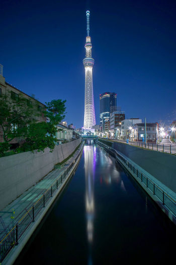 Architecture Bridge Bridge - Man Made Structure Building Exterior Built Structure Capital Cities  City City Life Cityscape Connection Engineering Famous Place International Landmark Modern Railing River Skytree Tokyo Tokyo,Japan Aroundtheworld Around The World Ultimate Japan Travel