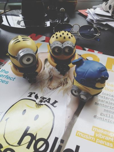Toys Minions