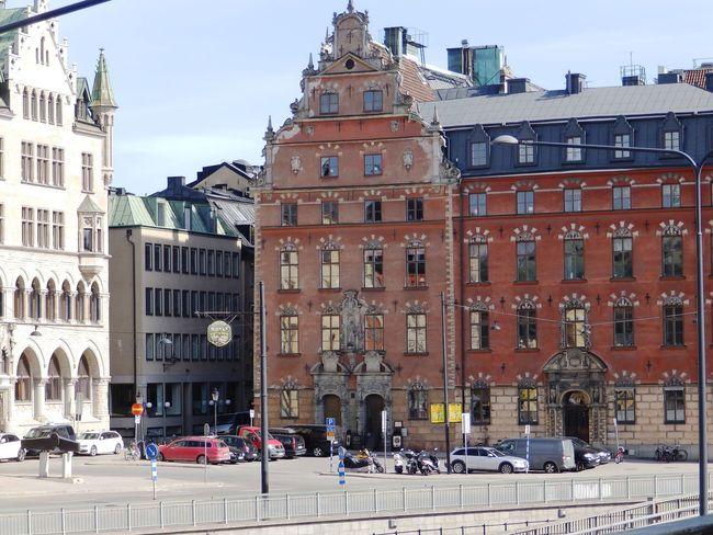 old quarter, Stockholm Architecture Building Building Exterior Built Structure City City Life City Street Day Exterior Façade Outdoors Stockholm Tourism Travel Destinations