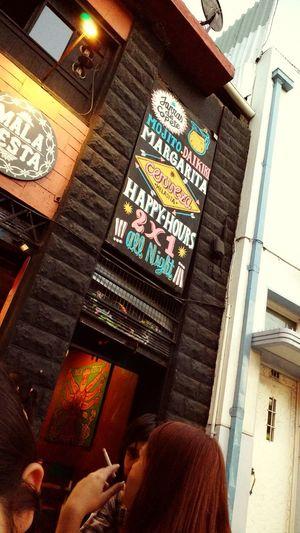 Mala Testa Valparaiso, Chile Pub Restaurant Taking Photos Street Photography Eye4photography  Streetphotography Mojitos Happy Hour Happy Hour! Eeyem Photography Tipography Tipografia