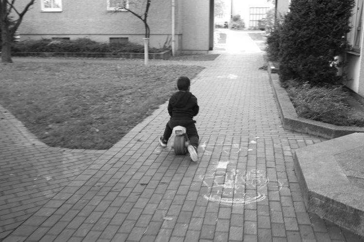 Black And White Munich Sweet Child Fotography