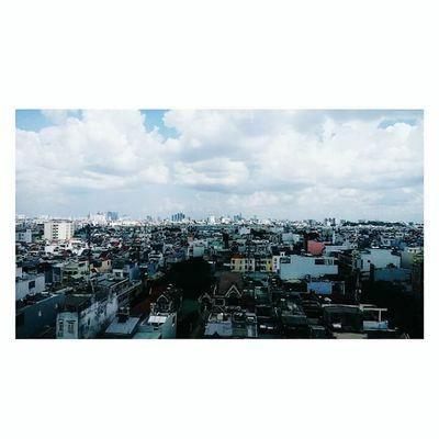 My Love ❤ Sky And City