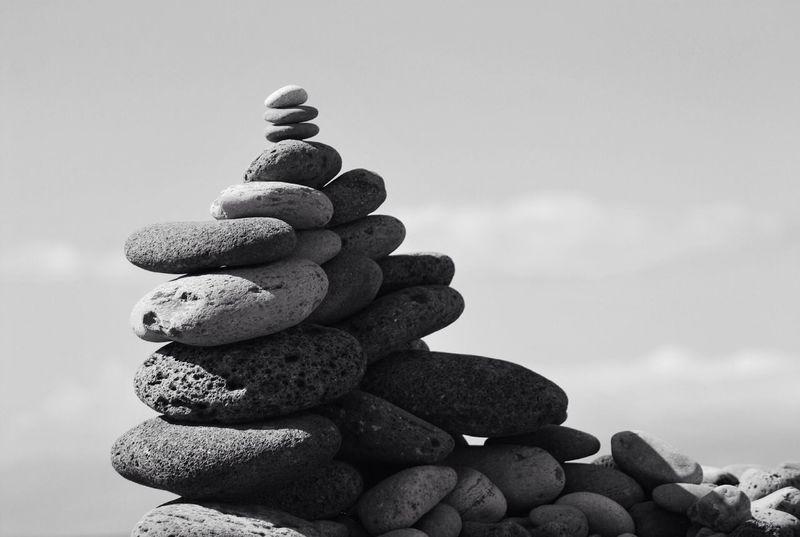 Equilibrio Stones EyeEm Bnw Eye4black&white