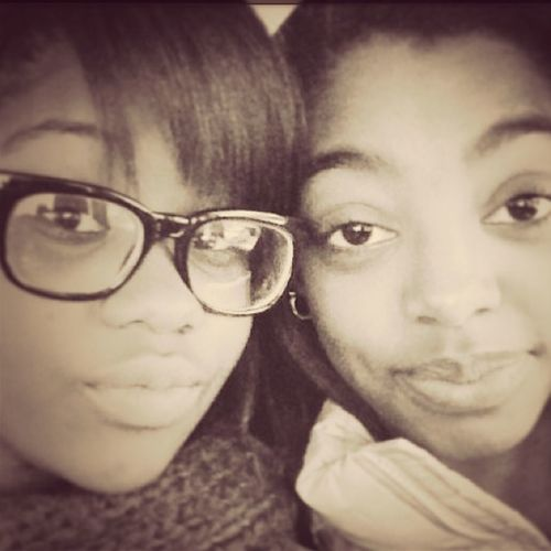 Me And My Sis On My B-day