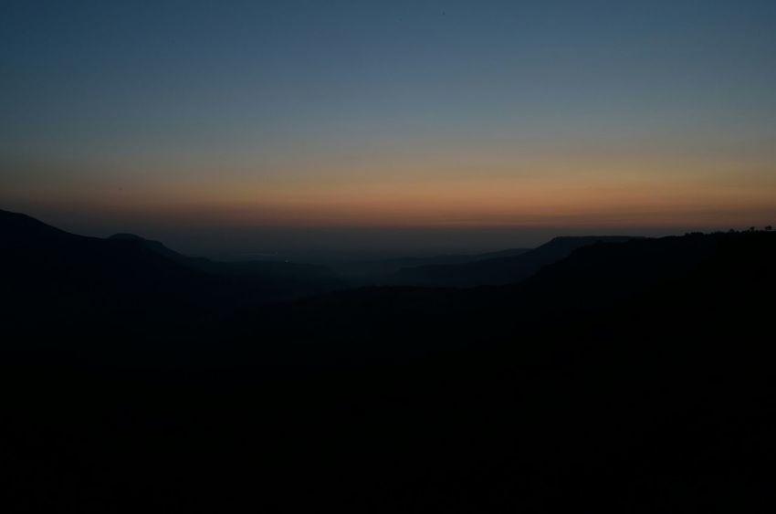 Sunset Dusk Landscape_photography Mandu India
