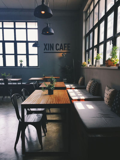 Interior Design Design Cafe Comfortable Enjoying Life Relaxing Saturday