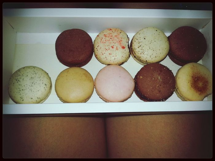 Macarons French Tastylife