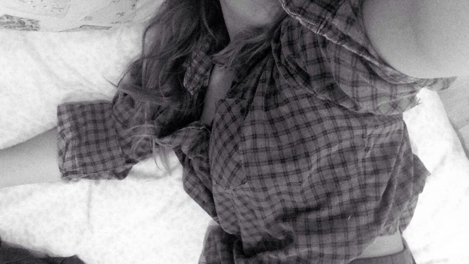 Pain is an entity conceived to demand attention Grunge Happydays Plaid Shirt