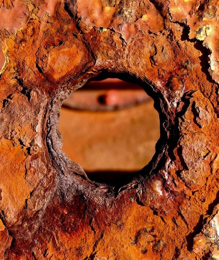 Rust Hole