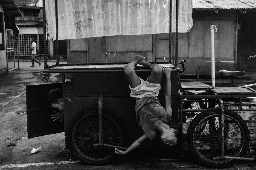 Streetphotography Street Life The Human Condition People Eyeem Philippines Children Everybodystreet Streetphoto_bw Street Photography Street EyeEm Lucena Blackandwhite B&w Street Photography B&w The Street Photographer - 2017 EyeEm Awards BYOPaper! The Photojournalist - 2017 EyeEm Awards Black And White Friday Black And White Friday