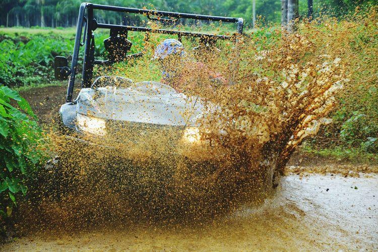 Adventure Club Mauritius Kymco Fun Mud Buggy Big Foot Adventure Nature Extreme