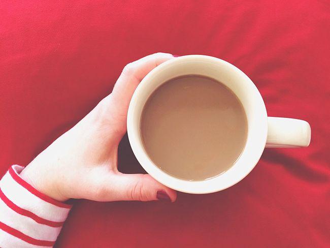 Mid afternoon coffee! Coffee Coffee Time Stripes Red Where's Waldo?