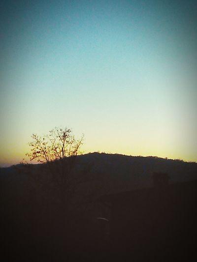Sky Panorama Natur Sunset