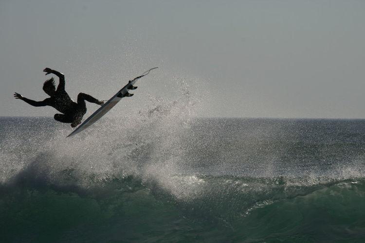 Seignosse Le Penon France Surf 2016 First Eyeem Photo