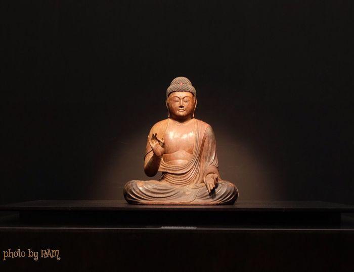 阿弥陀如来座像 阿弥陀如来 座像 仏像 日本 Japan 博物館 国立 国立博物館 Statue 観光 旅行 Wonderful