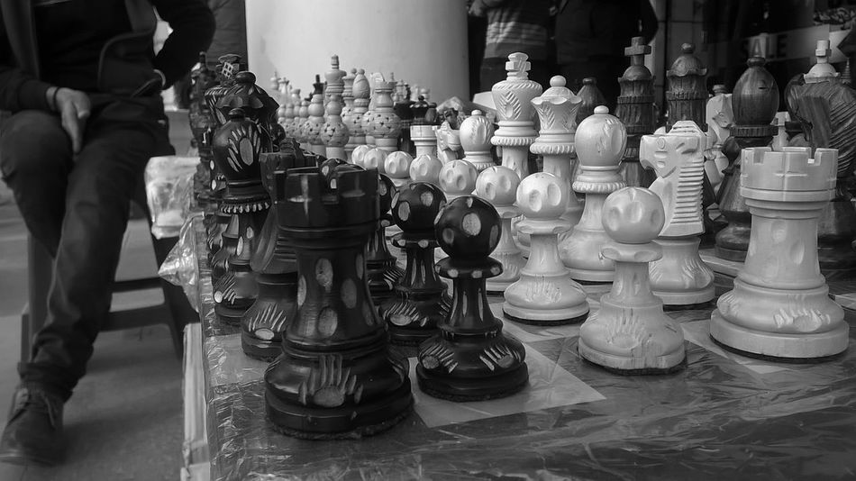 Welcome To Black Chess Piece Chess Board Chess Strategy Board Game Indoors  Adults Only EyeEmNewHere