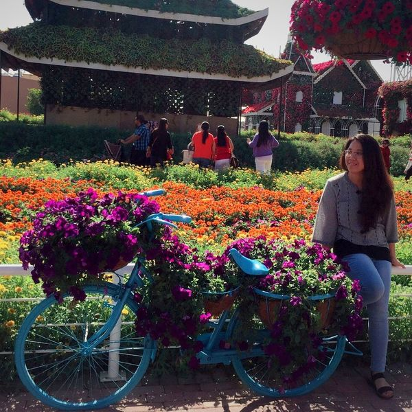 Miracle Garden Feel The Journey Flowers Garden Peace Peaceful Bloom Spring Flowers Colour Of Life