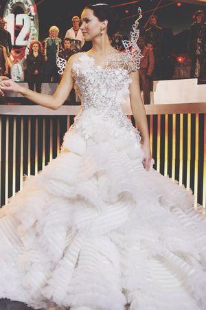 I definitely love her #hungergames Katniss Catchingfire