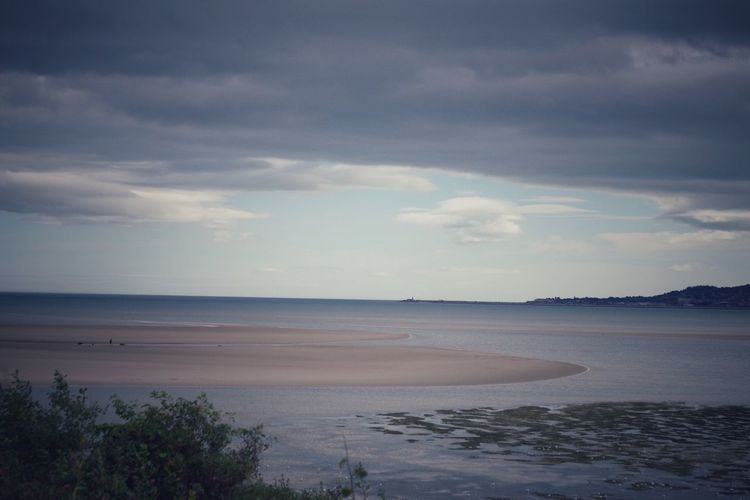 Beach Beauty In Nature Water Horizon Over Water Sand Sky And Clouds Ebb Nature Ocean Tranquil Scene Sky Scenics Tranquility No People Ireland Dublin Bay