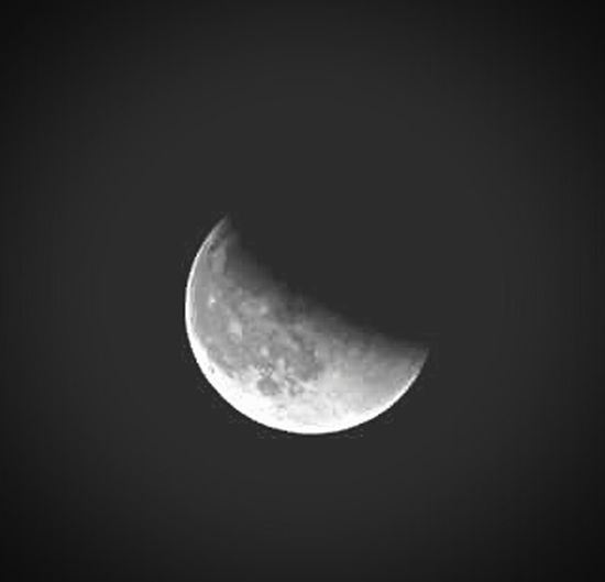 Lunar Eclipse. Lunar Eclipse Super Moon 2015 Moon Full Moon Edited Canon DSLR With 75-300mm Telephoto Lens Black And White Eyeem Edit