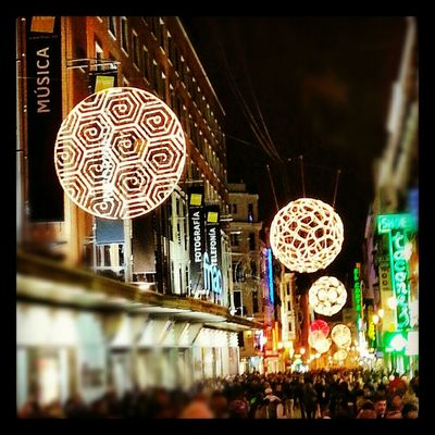 Christmas Christmas Lights España Navidad SPAIN Madrid