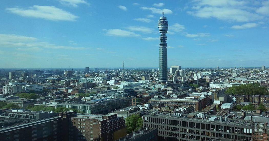 BT Tower London London Skyline Buildings urban Urbanphotography Urban Skyline Urban Landscape