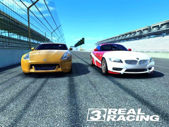 Games Real Racing 3