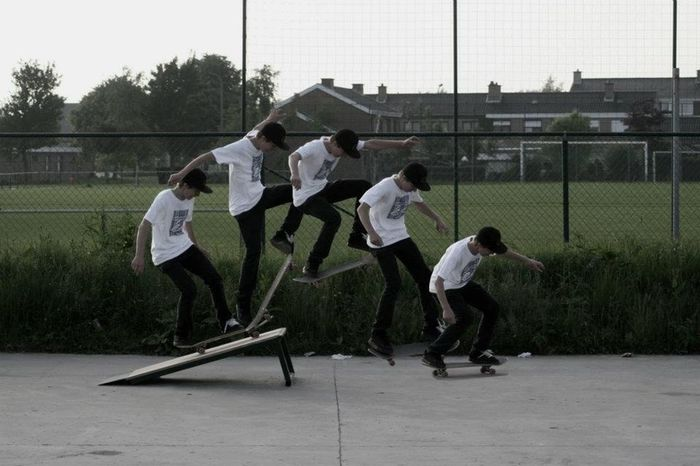 Skateboarding Skate EyeEmBestEdits Flippa K Asks: What Inspires You? Day 3 of the album old pictures , Old awesome picture when i was 15 years old ?