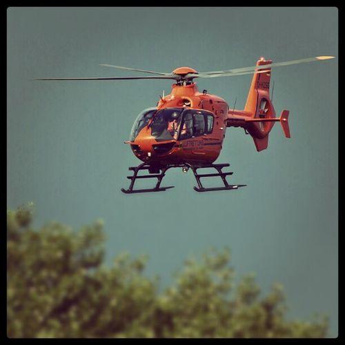 Helicopter Eurocopter Ec135 Luftrettung christoph29 hamburg hamm welovehh emergency