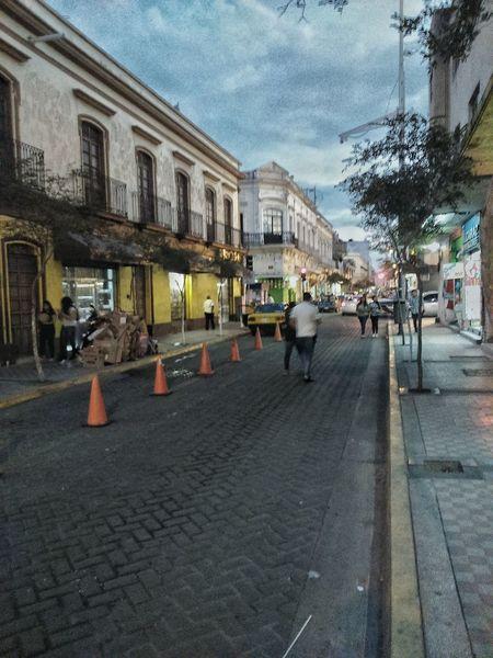 City Nocturnal Nigth  Gdl Construction History Beautiful Blueday Sad Afternoon Guadalajara Looking Walking Around Street