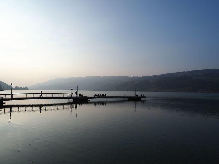 Lake view. Have