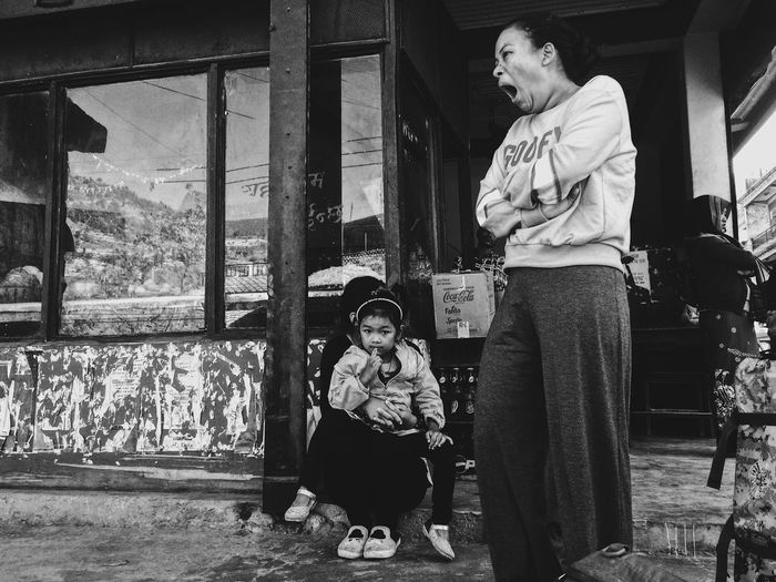 Nepal Nepalese Nepali Culture Lifestyles Blackandwhite Black And White Black & White Blackandwhite Photography Streetphotography Street Photography Streetphoto_bw Black And White Friday