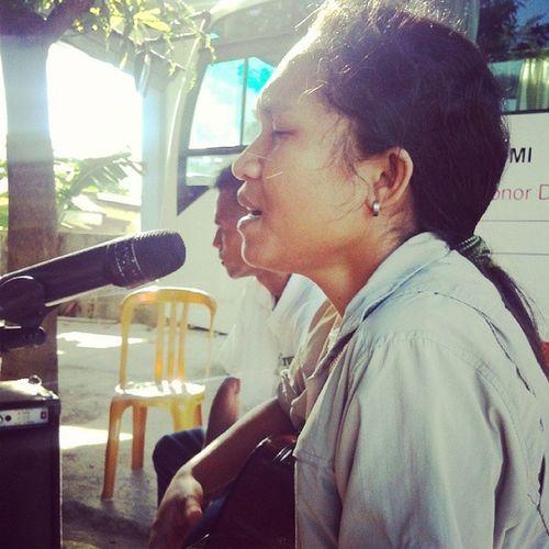 Livemusik Kupangbagarak Donordarah Pmikupang