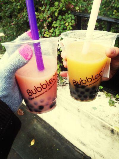 Bubbletea Bubbleology Portobello