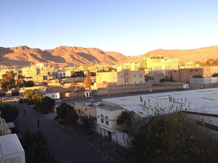 Sanaa sud petit matin