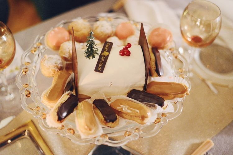 French Patisserie Food Stories