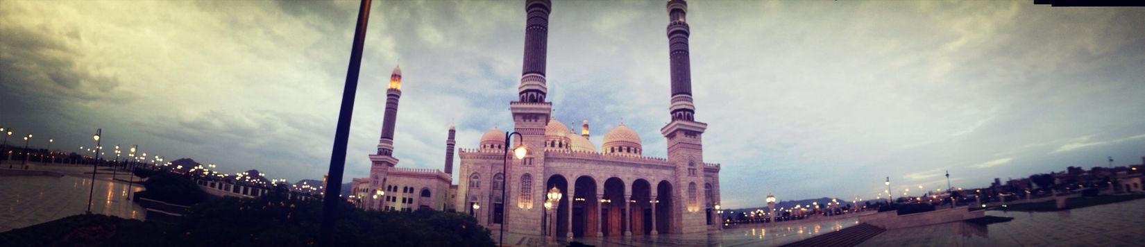 مسجد الصالح ، المكان ،الذاكره