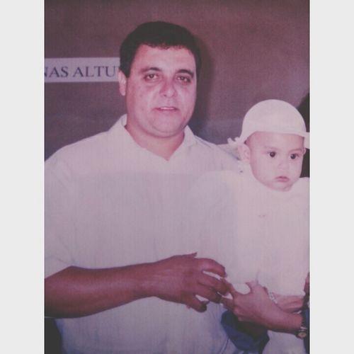 O melhor pai do mundo ! Meu heroi .