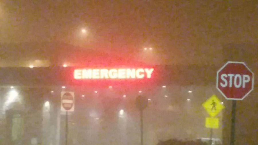 Emergency Emergencia Foggy Morning Fog Notaufnahme Nebel Niebla туман Аварийная комната