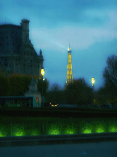 Paris Tonight Is