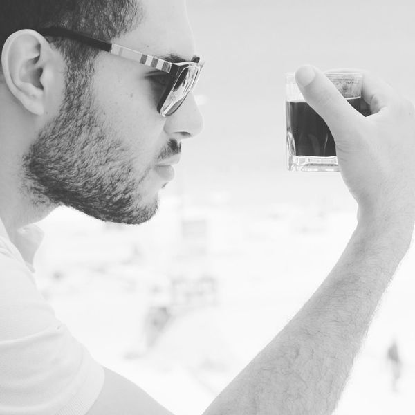 I love coffee and this is Coffee Time Sony A6000 my insta acount >> abo_3ali_007