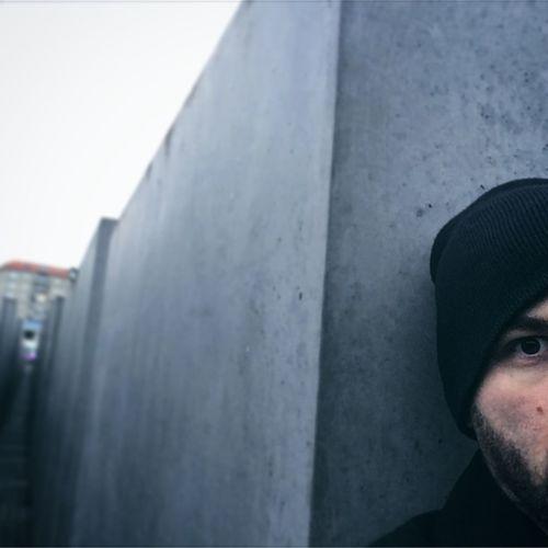 Close-up Half Face Half Face Portrait Half Face Selfie Holocaust Holocaust Memorial Holocaust Memorial Berlin Holocaust-Mahnmal Holocaustdenkmal Holocaustmemorial Men One Eye One Man Only One Person Peter Eisenman