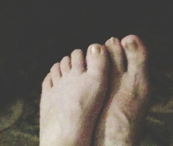 foot feet Feet Foot Double Same  Different EyeEmNewHere Human Hand Black Background Close-up Toe