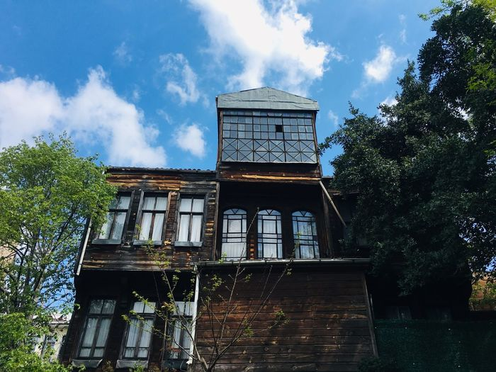 Oldhouse Blue