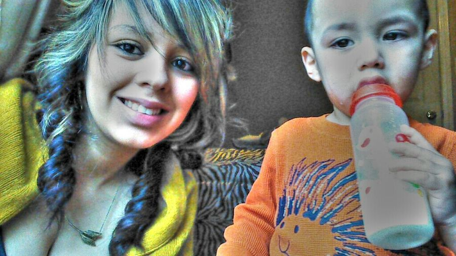 Baby And Me :)