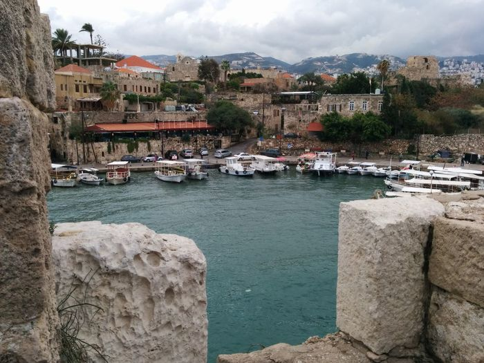 The Gate To The Ancient World. The Hometown Of Alphabetism. Byblos the museum of 8 millenniums
