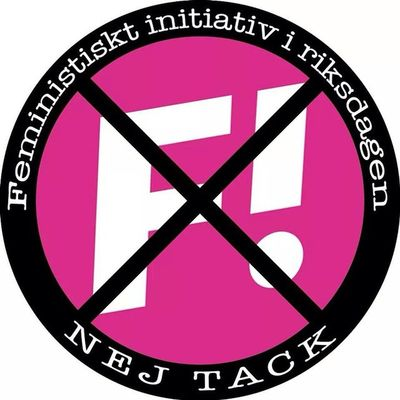 Fight hatred and misandry! Keep the Feminazis out of the Swedish parliament! Feminazism Feminism Fi Feminazis feminazister feminists feminister svpol val2014
