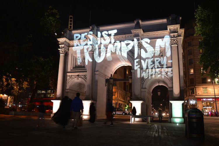 Resist Trumpism