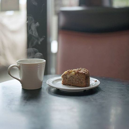 Coffee and HummingbirdBread from @hannahcoffeeteasweets looks amazing on Kodakportra . . Hasselblad Hasselblad500c Kodak Portra Film Filmisnotdead Mediumformat Mediumformatfilm 120 120Film Staybrokeshootfilm Ishootfilm