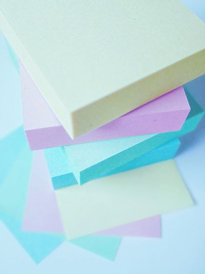 Pastel Power Postitnotes Postits Postit Remember Remembering Thingstodo Pastel Colors Pastels Pastel Office Officesupplies Office Supply Stationary